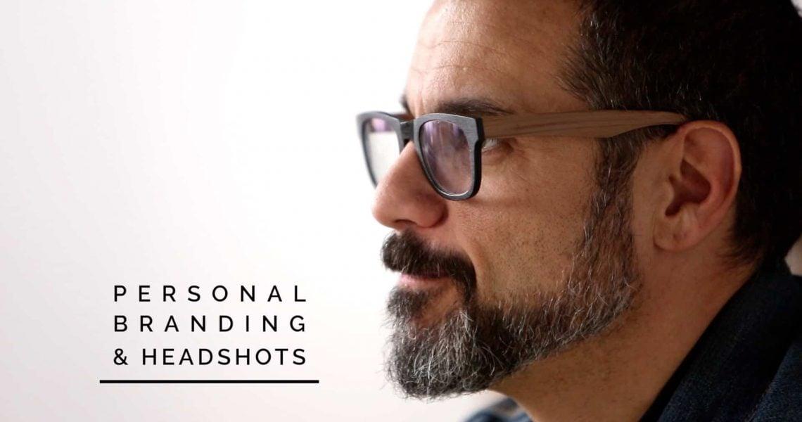 Personal Branding and Headshots process at Stonetree Creative