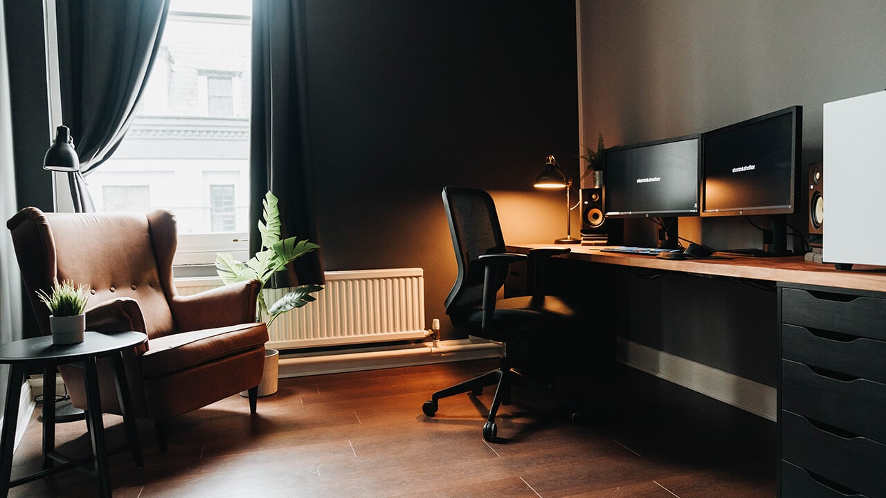 Post-Production Room