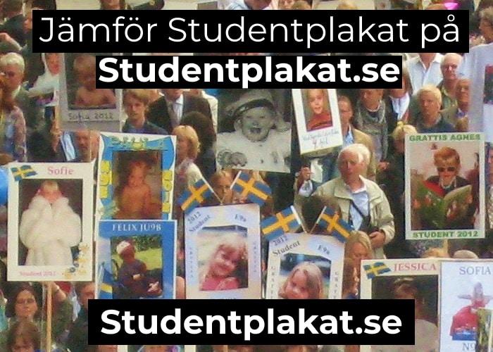 Studentplakat