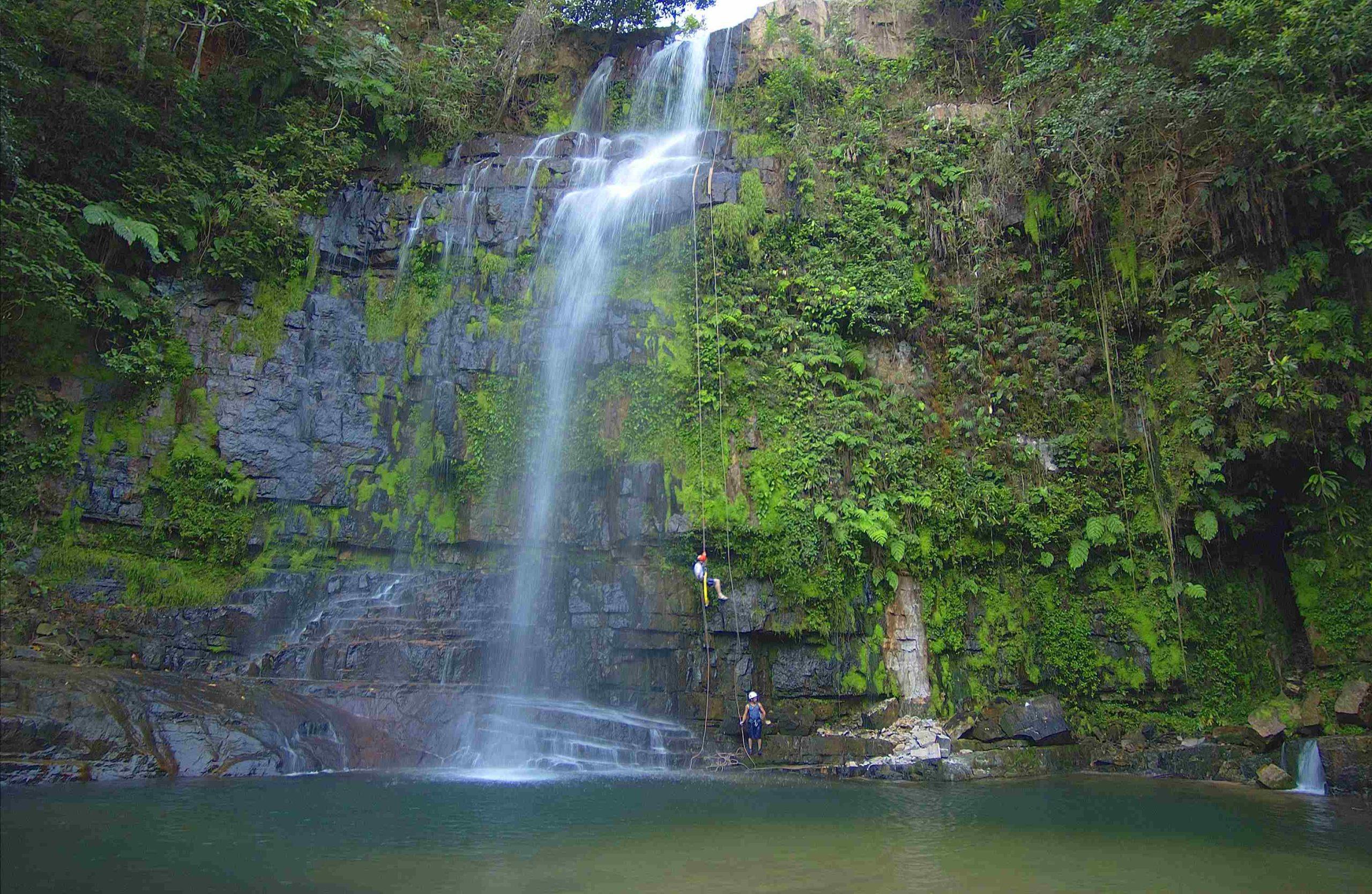 Parque Estadual da Serra Azul - Cachoeira