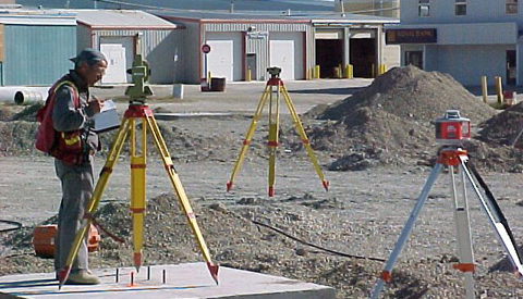 Construction and Engineering Surveys