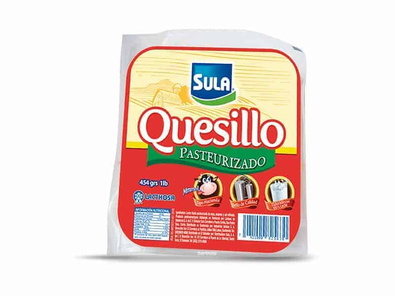 Quesillo Pasteurizado