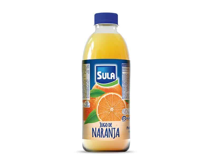 Jugo de naranja clásico