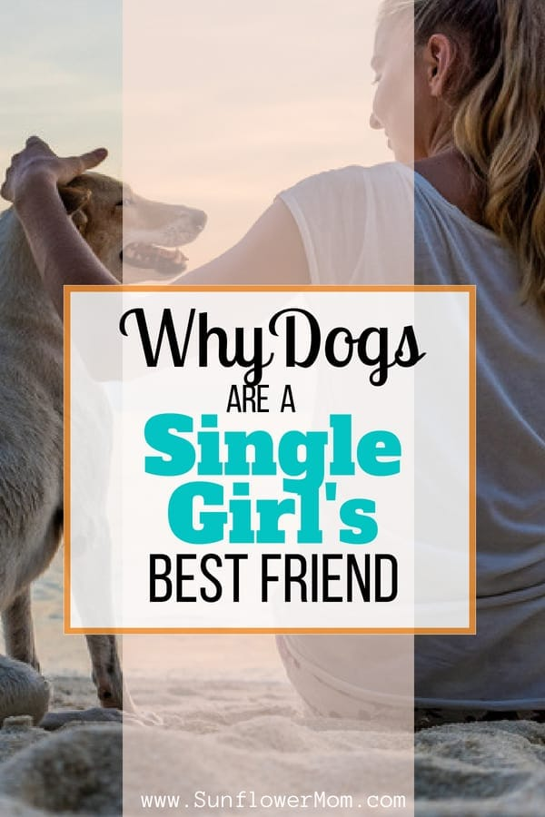 The old saying should actually be a dog is a Single Girl's best friend! And here are 5 reasons why. If you are a single girl and considering a dog then check these reasons out!