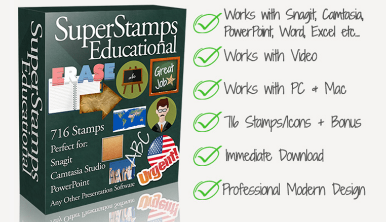 SuperStamps EDU out now!