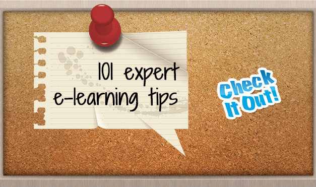 101 Expert E-Learning Tips Summary