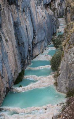 Aguas Turquesas de Milpu - Ayacucho - Cinco destinos increíbles para luna de miel en el sur del Perú