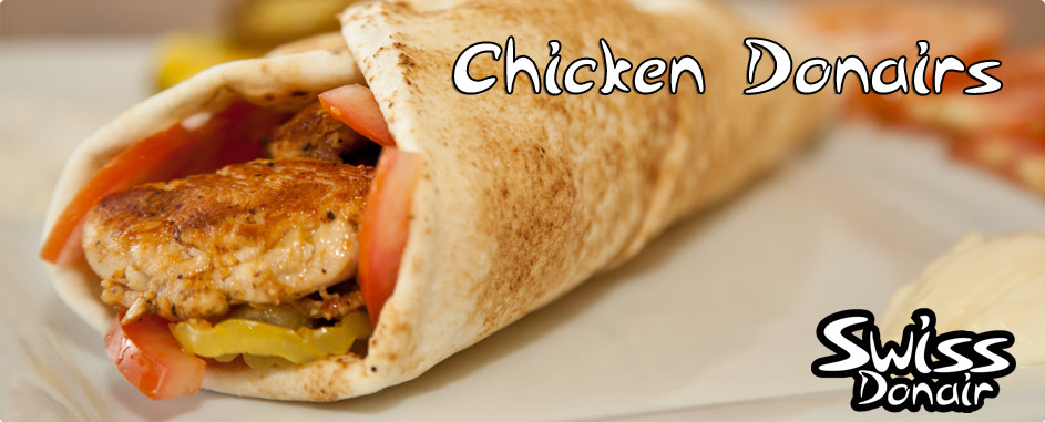 Chicken Donair