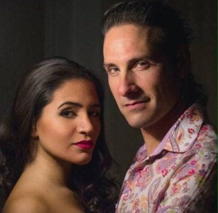 Samantha Dispari e Santiago Fina, una coppia di TANGO
