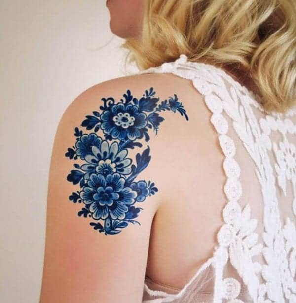 Temporary Ink Tattoos