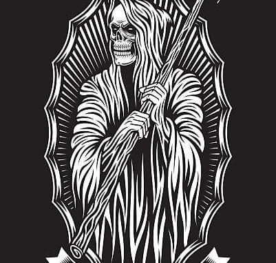 Grim Reaper Tattoo Designs
