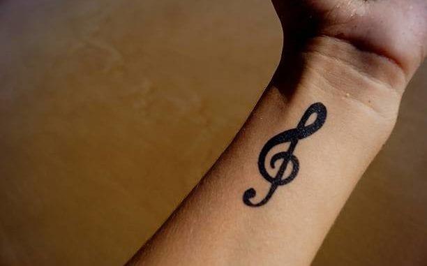 Music Tattoos Ideas