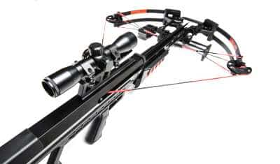 Crossbow with sight