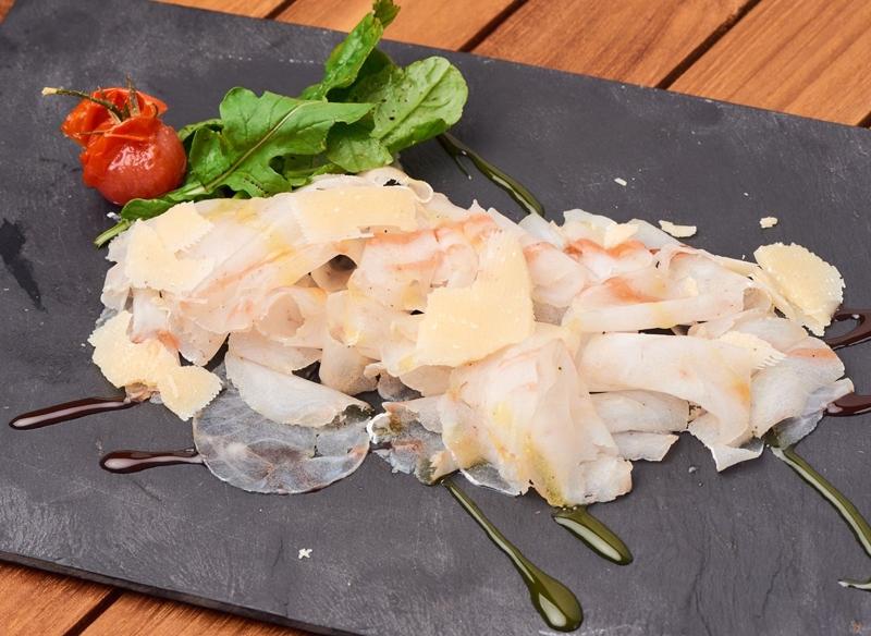 Carpaccio 'Lungo mare' od bijele ribe