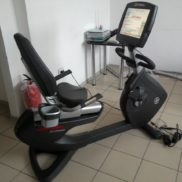 Горизонтальный велотренажер Life Fitness 95R Б У