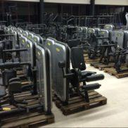 Комплект тренажеров для тренажерного зала Technogym Б У