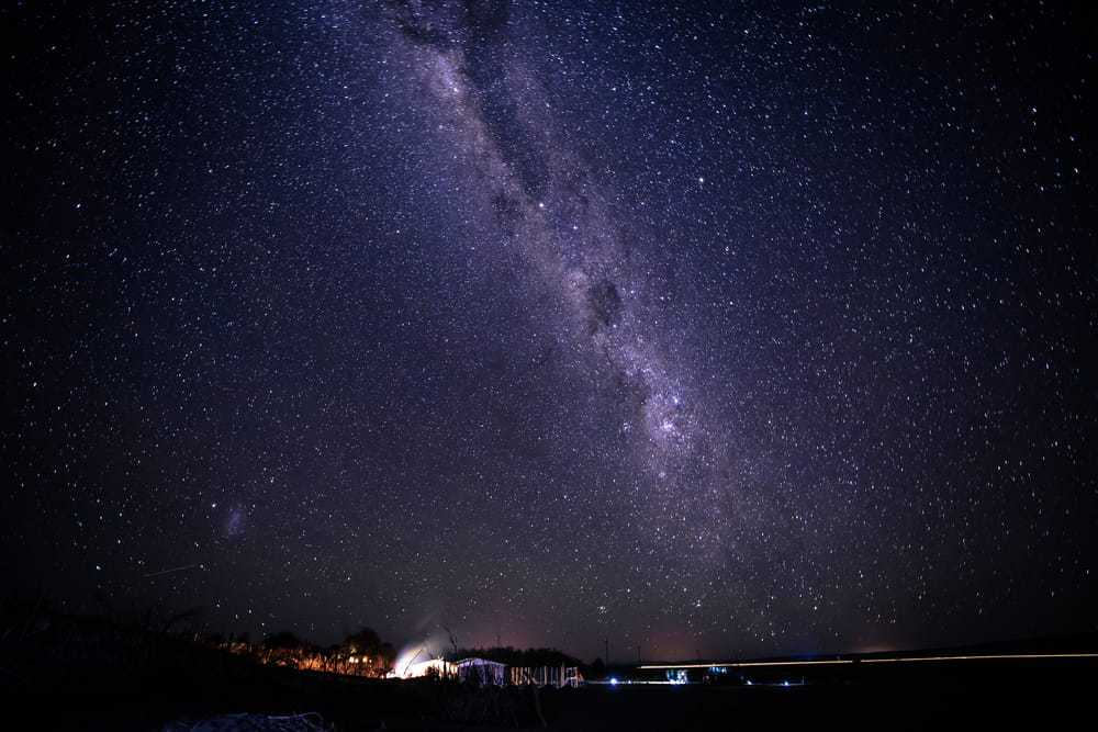 Atacama Desert, Chile, one of the best places to see stars