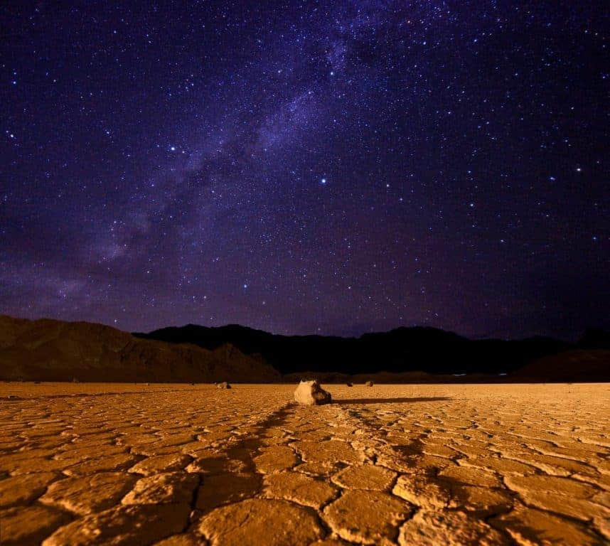 another best place to view stars Death Valley National Park