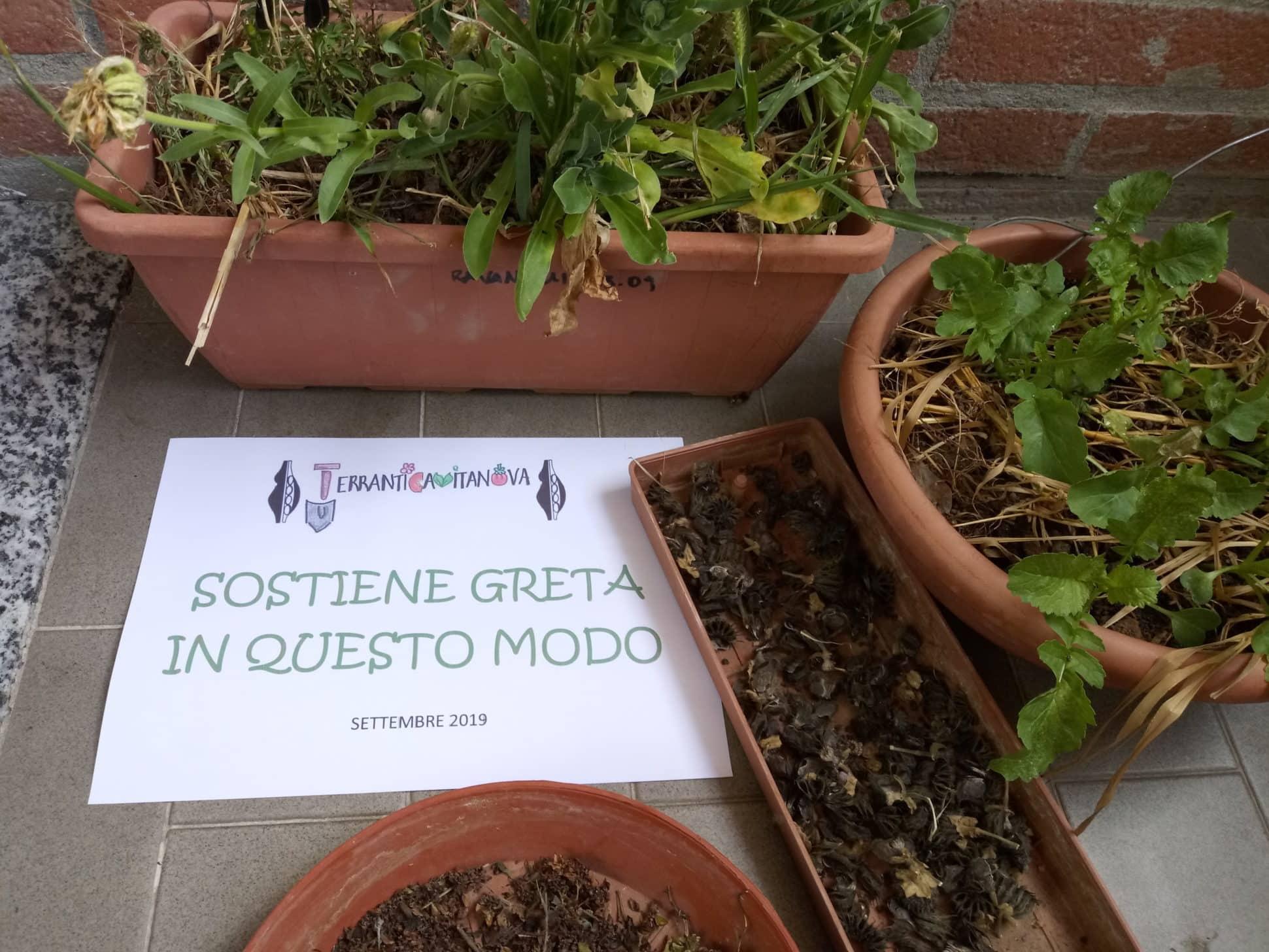 support Greta