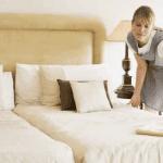 Mietwäsche-Hotel-Bettwäsche