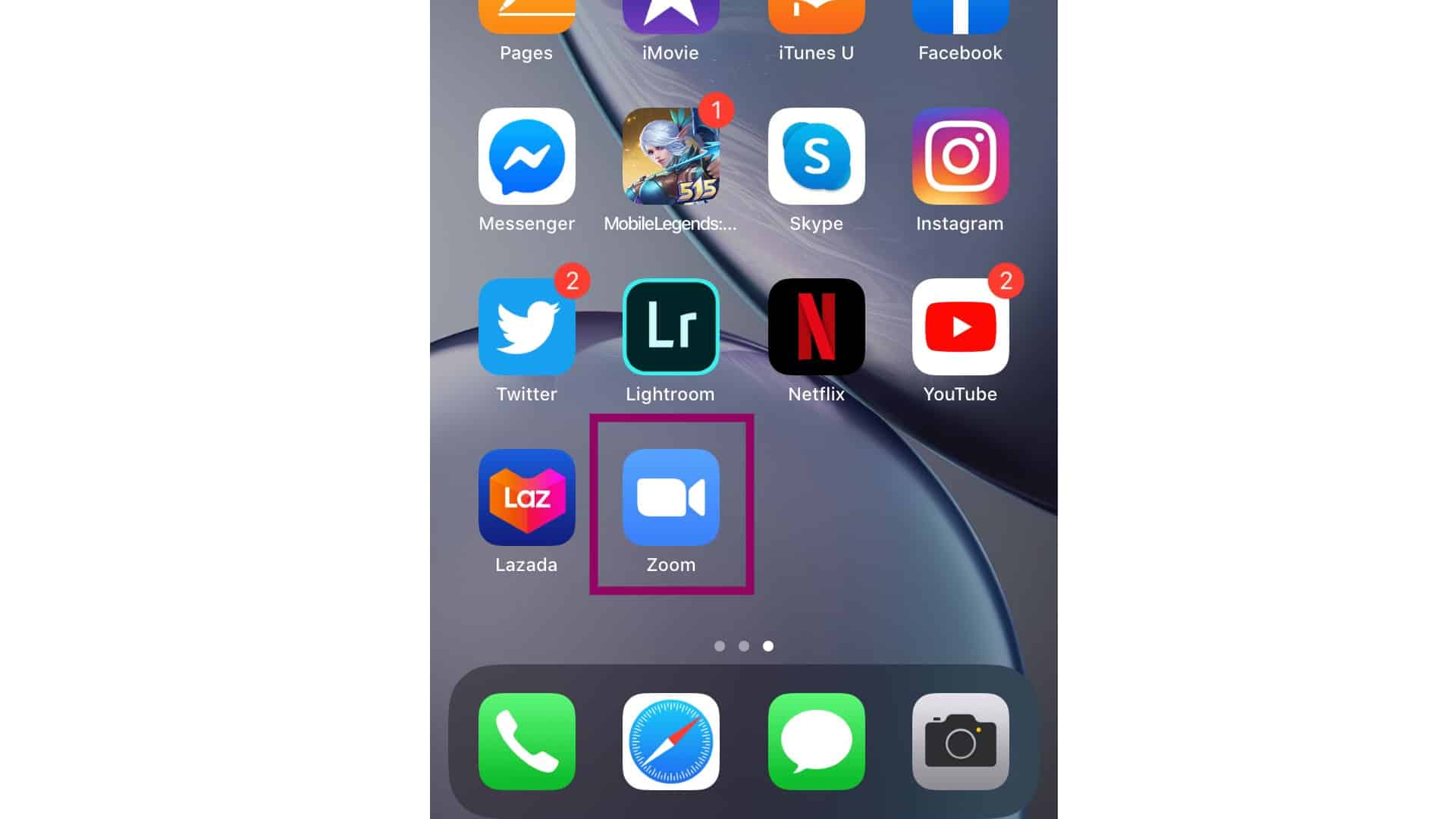 zoom access app
