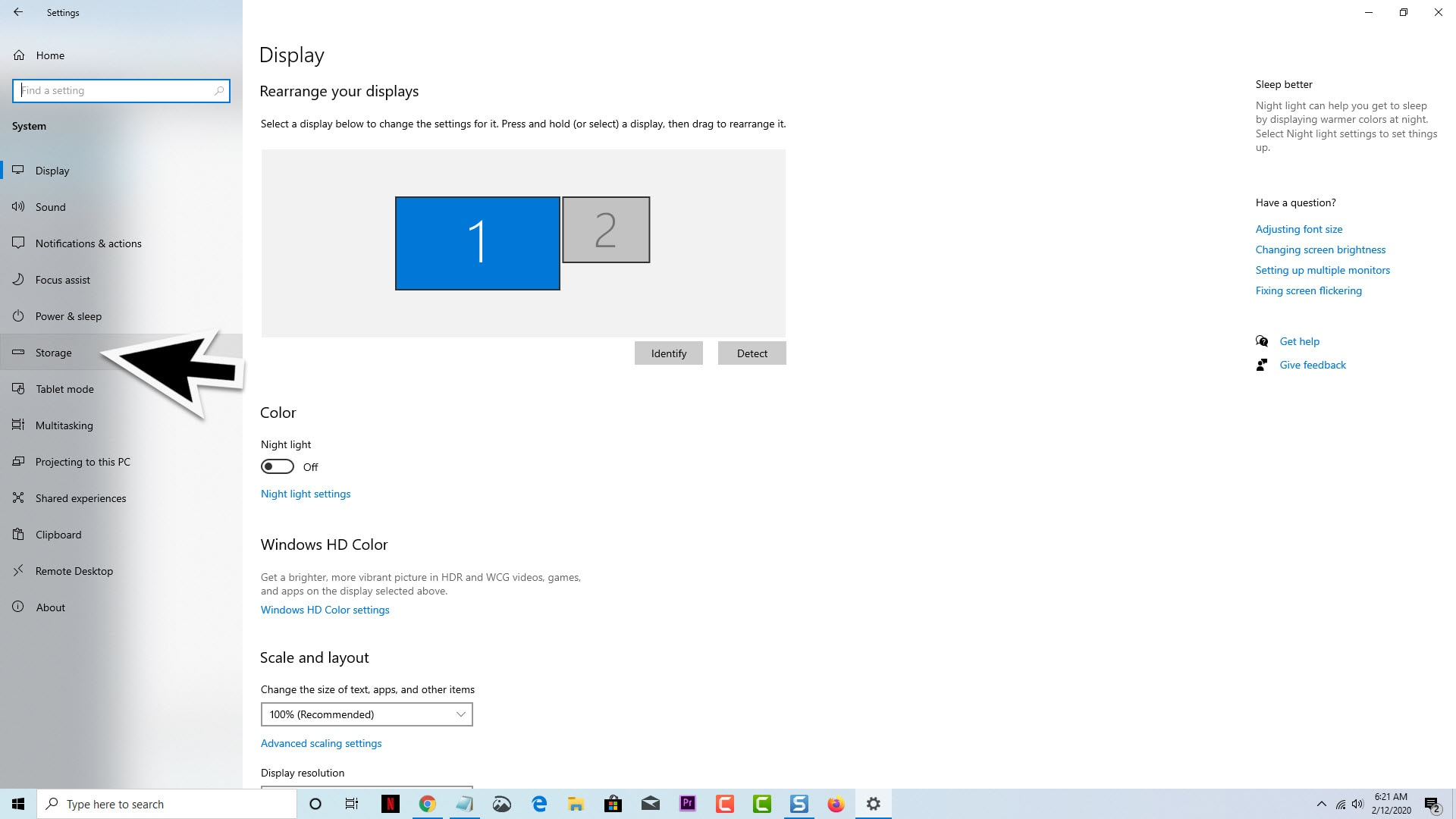 Change The Default Save Location In Windows 10