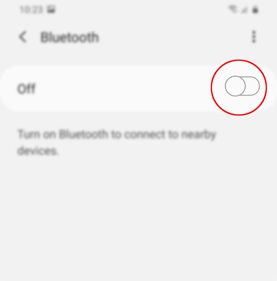 fix galaxy s20 low audio during calls - disable bluetooth