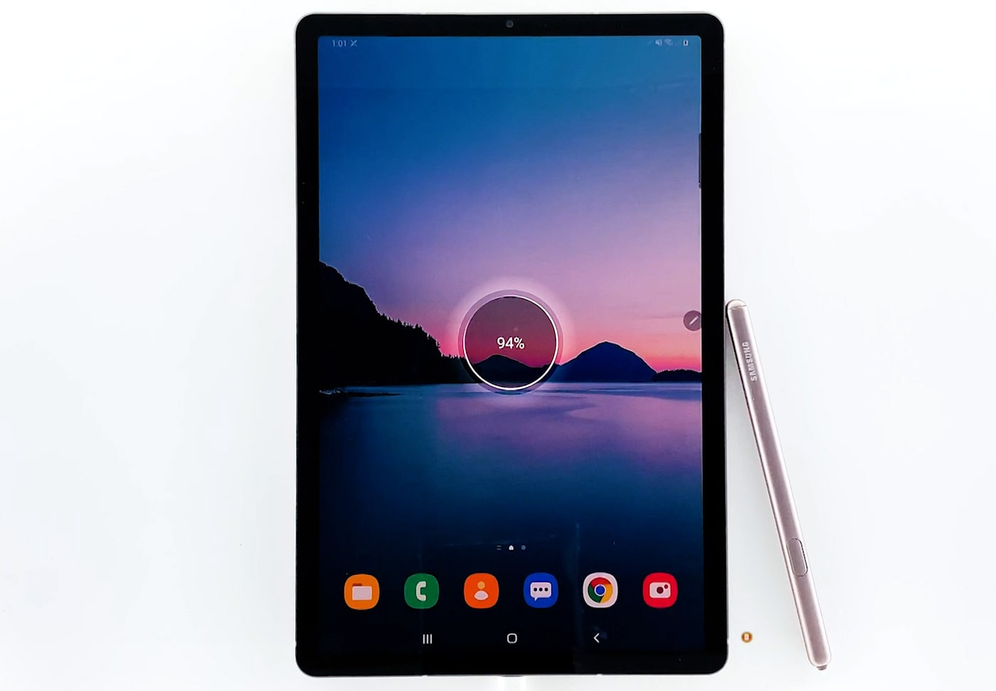 galaxy tab s6 won't charge charging