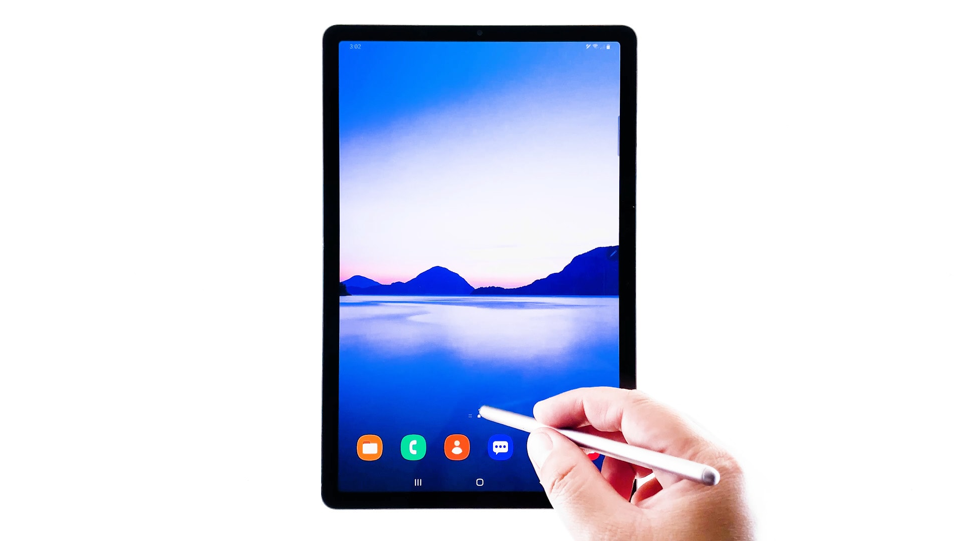 add personal email pop3 account galaxy tab s6 - access apps