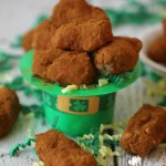 Celebrate Saint Patrick's Day with this Boozy Irish Potato Candy. These delightful confectionary creations combine coconut, cream cheese and butter. They are then formed into small potato shapes and rolled in cinnamon. This easy candy recipe is sure to please on St. Patrick's Day!