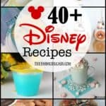 40+ Disney recipes that you can make at home. These recipes are the next best this to being at the most magical place on earth.