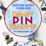 Disney Pin Trading is a fun way to collect souvenir pins from the Disney Parks! Here are the basic tips and guidelines for Disney Pin Trading 101 at Walt Disney World. #waltdisneyworld #pintrading #disneytips #disneypintrading #disneyworld