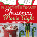 Tisthe season to Plan An Ultimate Christmas Movie Night! Put your comfy pajamas on, pop some popcorn and put on one of these 30 Christmas movies everyone should see. #ChristmasMovies #MovieNight #ChristmasParty #movies #family