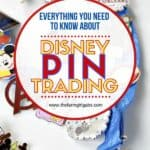 Pin trading at Walt Disney World or any of the Disney Parks is a fun activity that the whole family can do. Disney Pin Trading is a fun way to collect souvenir pins from the Disney Parks! Here are the basic tips and guidelines for Disney Pin Trading 101 at Walt Disney World. #disneyworldtips #pintrading