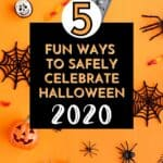 Five Fun Ways to Safely Celebrate Halloween 2020. However you celebrate, Halloween is happening! To help you plan, the National Confectioners Association, which represents some of the country's favorite chocolate and candy companies, has five tips for celebrating the Halloween season in fun, safe and creative ways. #Ad #HalloweenIsHappening #HalloweenTreats #NCATips