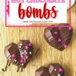 It's the season of love and everyone deserves a sweet chocolate treat for Valentine's Day. Here is How To Make Hot Chocolate Bombs for Valentine's Day. Share these hot cocoa bombs with your kids, family and friends.
