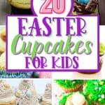 easy Easter cupcake recipes.