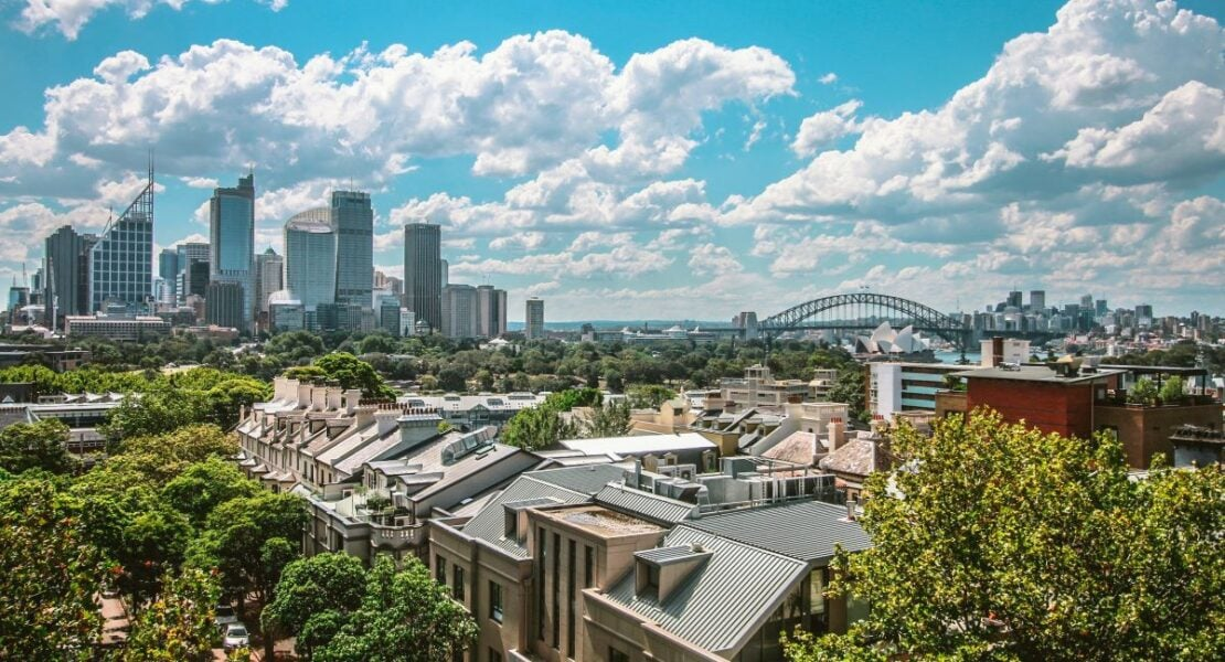 What is Australia's Global Business and Talent Attraction Task-force?