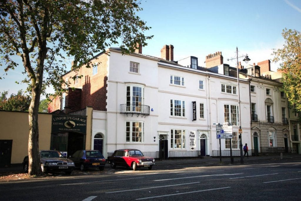 The Point, 16 South Parade, Doncaster, DN1 2DR