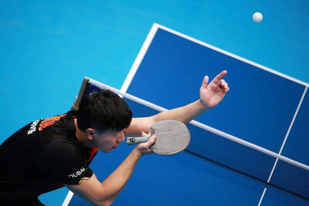 When Did Table Tennis Become an Olympic Sport?