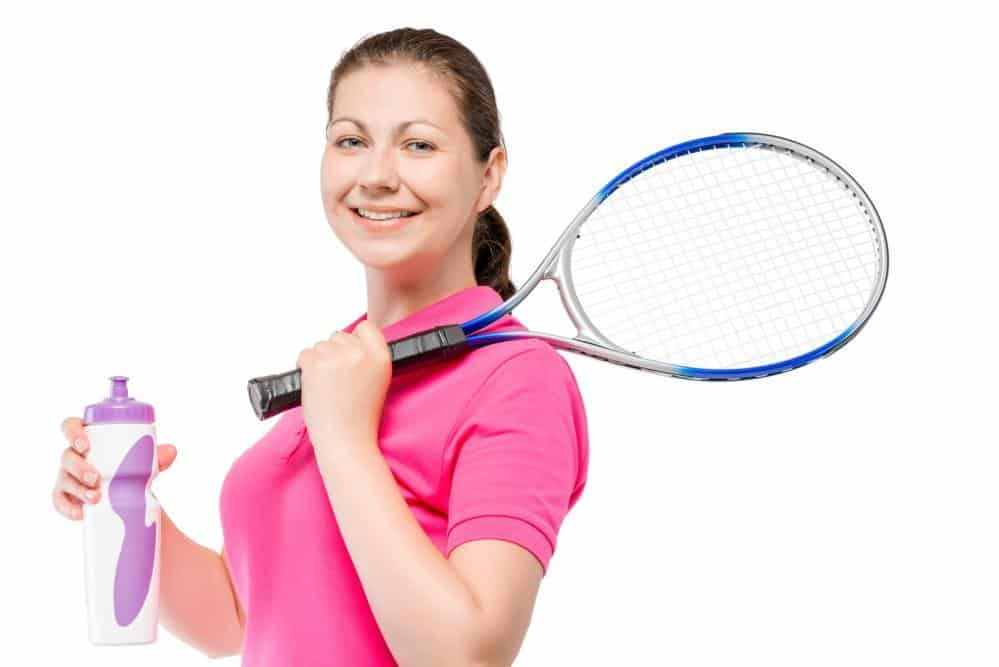best tennis racquet for a female beginner