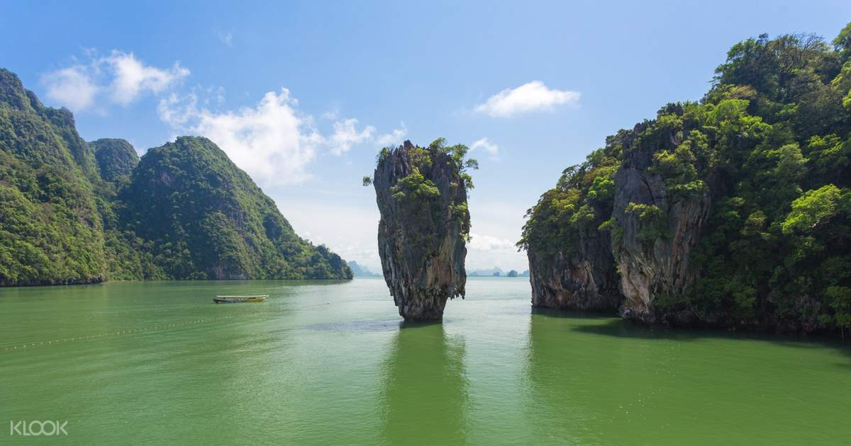 James Bond and Khai Islands Speedboat Day Tour from Phuket