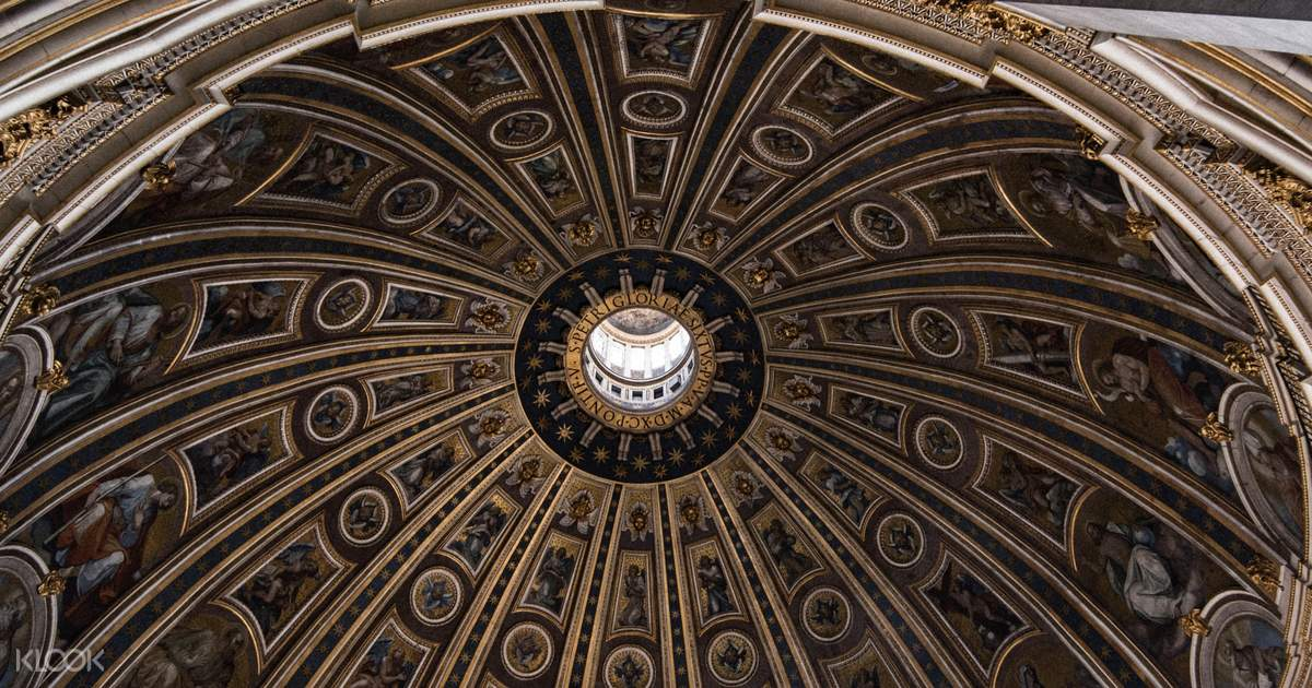 St. Peter's Basilica Tour with Dedicated Access