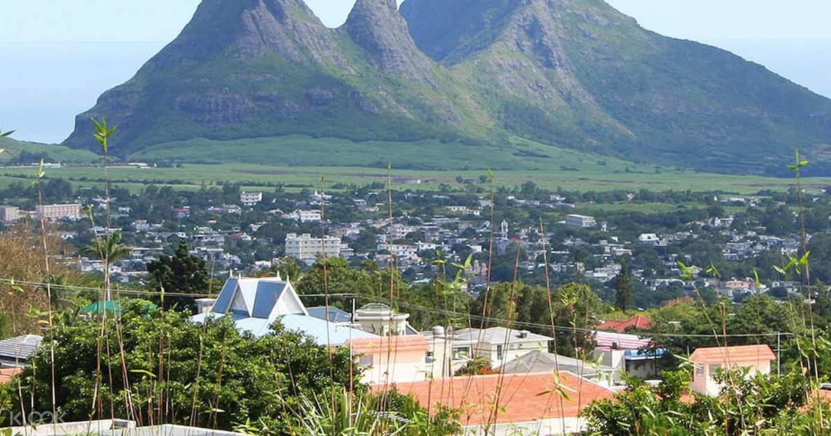 Southern Mauritius Landscape Tour