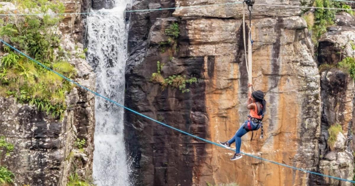 Mpumalanga: The Big Swing Adventure in Graskop