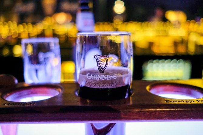 Skip the Line: Guinness Connoisseur Taste Experience at the Guinness Storehouse