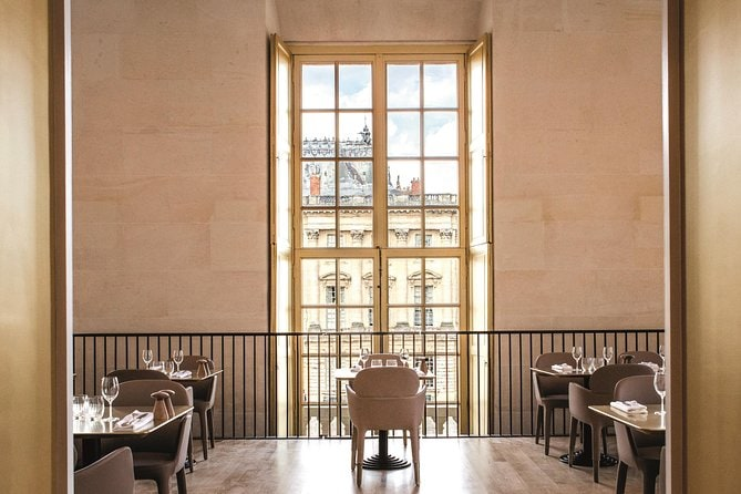 Skip the Line: Versailles Palace Entrance Ticket and Breakfast at Ore Restaurant