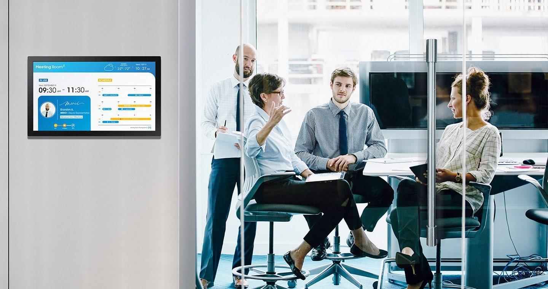 Экран для переговорной