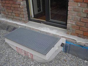 Infos über Kellerschächte gibts bei Tipp zum Bau