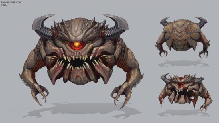 Doom-Eternal-pain-elemental-concept